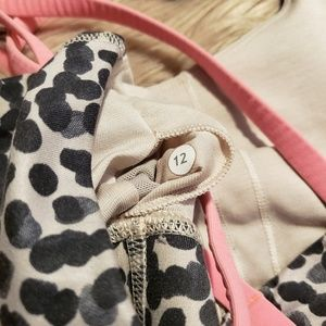 lululemon athletica Intimates & Sleepwear - Lululemon Energy Bra in Ace Spot Grain Black